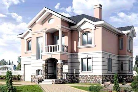 Сдается посуточно новый коттедж  - nevyansk - บ้าน