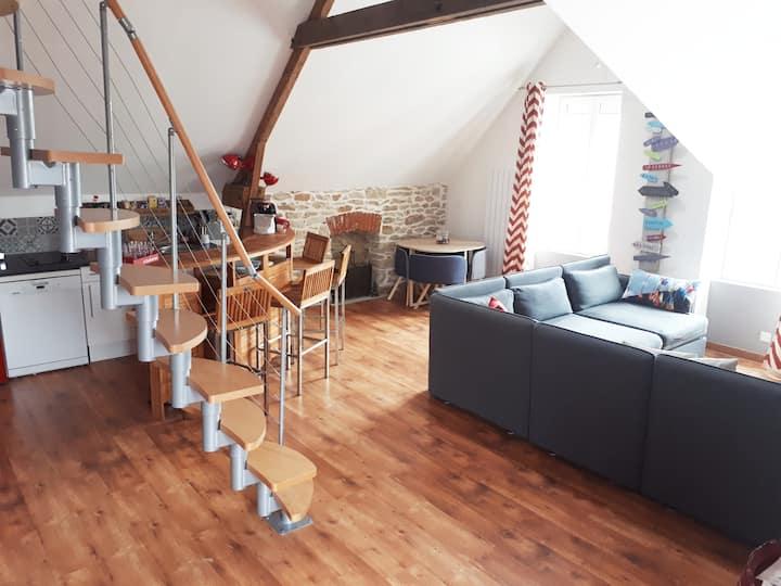 Très bel appartement 3 pièces, hyper centre