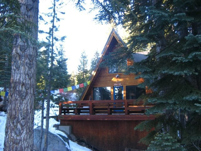 Ski in Ski Out Cabin at 7000 Feet! - Bear Valley - Rumah