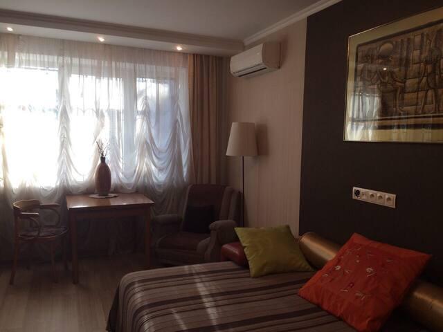 Уютная двухкомнатная квартира центр Гомеля