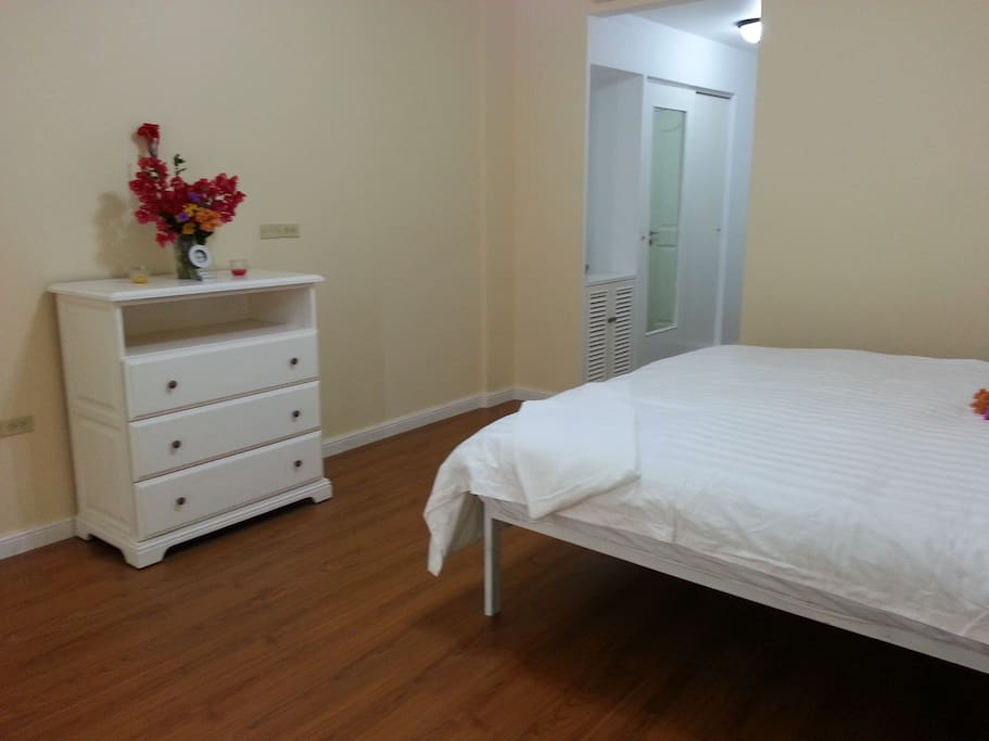 Spacious King size room