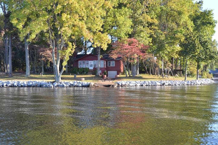 Big Water, Cozy Lake Cottage at LKN - Denver - Hus