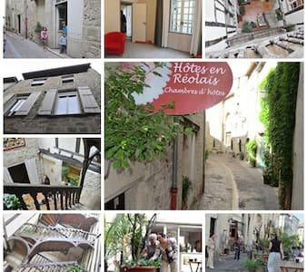 Grande maison de ville d'art et d'histoire - La Réole - Byhus