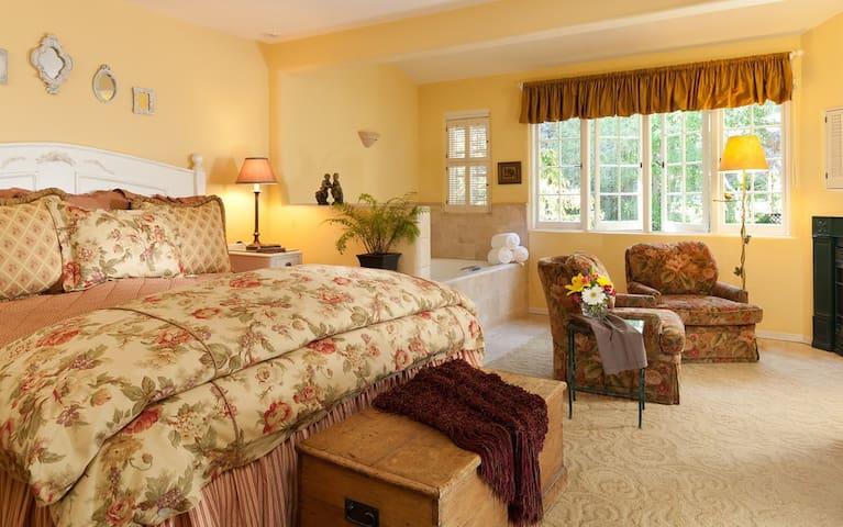Mayfield Suite  - Monterey - Bed & Breakfast