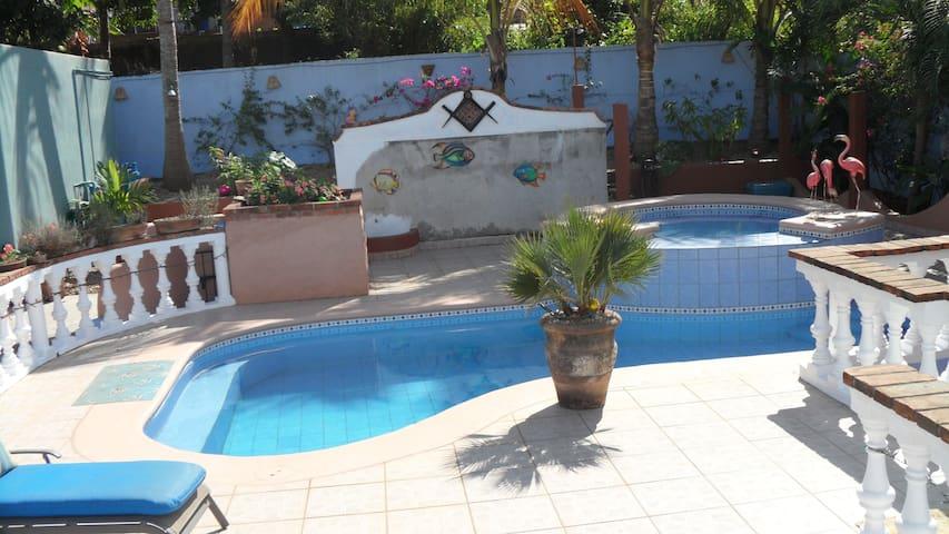 Casita del Sol Azul:1 bdr.La Penita see discounts - La Peñita de Jaltemba - Wohnung