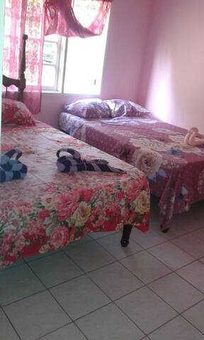 Zion high hostel room #1