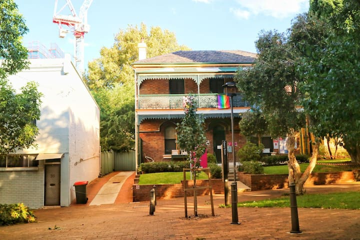 Darling Harbor single bed 1, AUD $39/1 bed