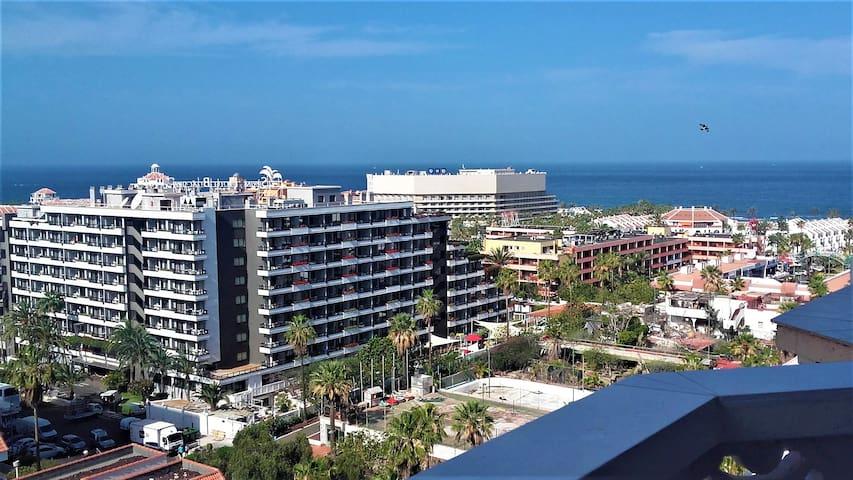 PH, Playa de las americas, luxe, vue mer, piscine