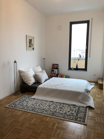 nice and clean - room with terrace