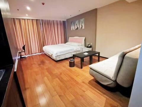 标准海景大床房