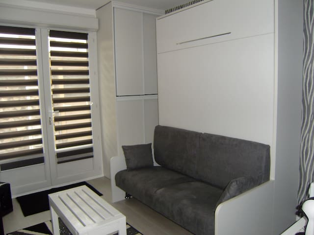 belle chambre tout comfort - Saint-Martin-d'Hères - House