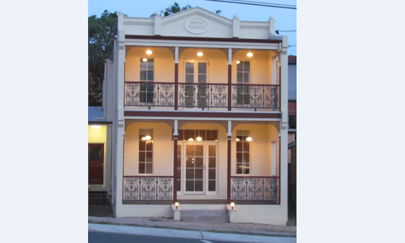 Grove Terrace - Ashgrove - Apartment