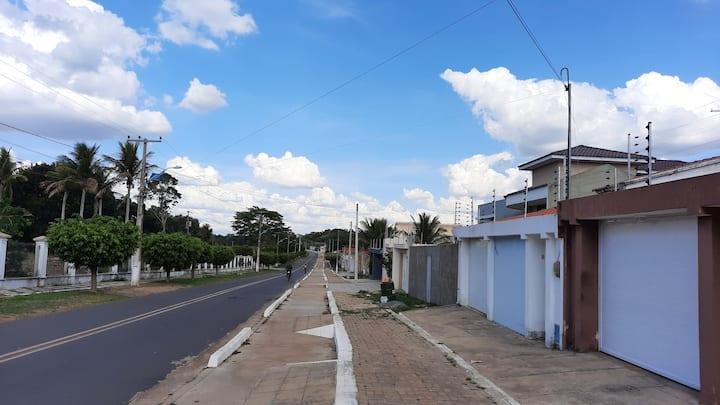 Casa Completa em Ubajara - Família & Natureza.