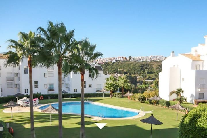 Beautiful Costa del Sol apartment - Manilva - Huoneisto