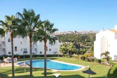 Beautiful Costa del Sol apartment - Manilva - Byt