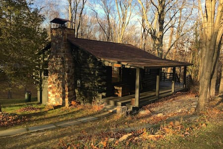 Newly Refurbished Log Cabin on Kemah Lake - Newton - Cabin