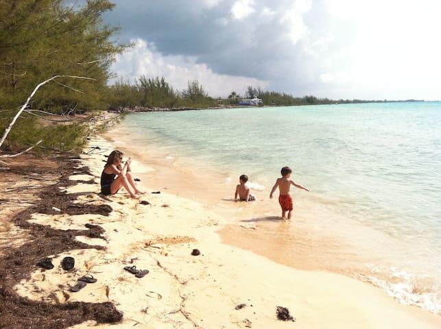 Easy walk to the beach