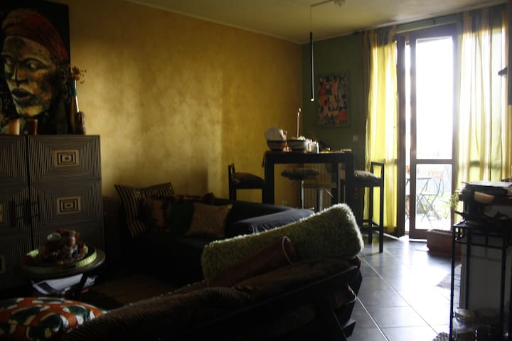 Nice apt with Garden 2pax - Siziano - Appartement