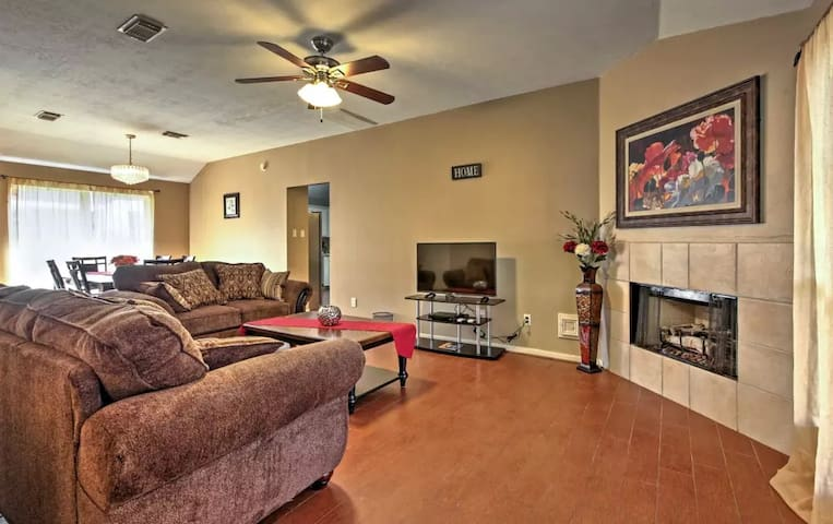 3BR Houston Area Home w/ Updated Interior! - Spring - Huis
