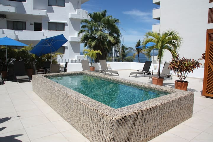 Charming Studio & Best Location - Puerto Vallarta - Apartament