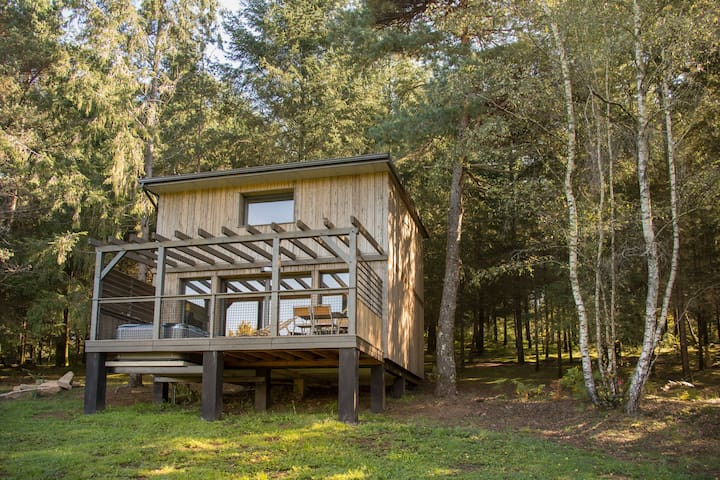 Lodges haut de gamme en Corrèze et Dordogne