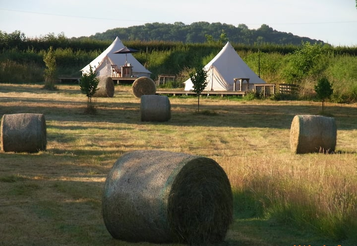 Herefordshire Glamping
