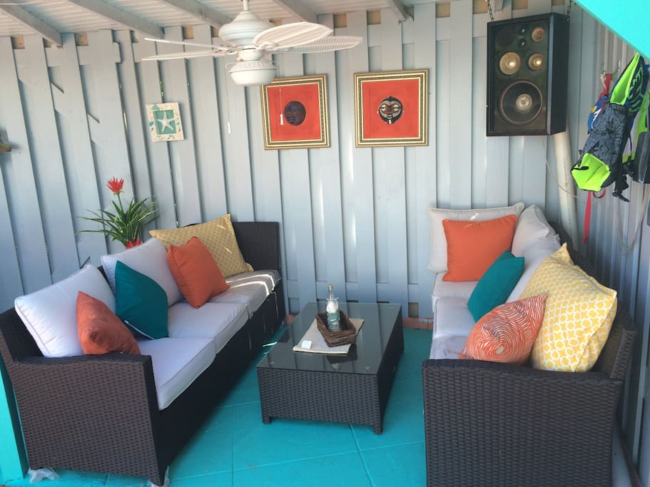 Relax in your poolside cabana now with more privacy
