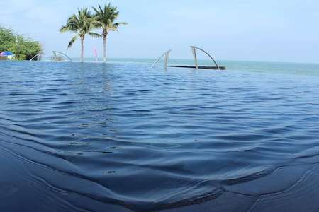 Quiet Seaview Private Condo - 후아힌(Hua Hin)