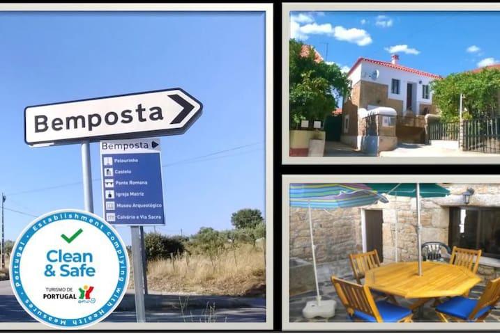 Moradia Bemposta/Casa Silvia