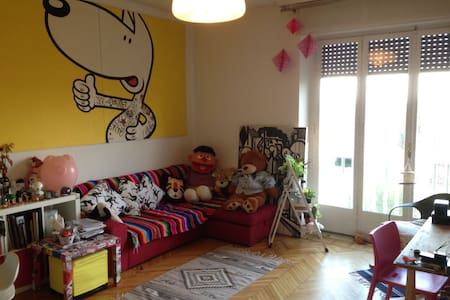 Tiny cosy flat - Treviso - Wohnung