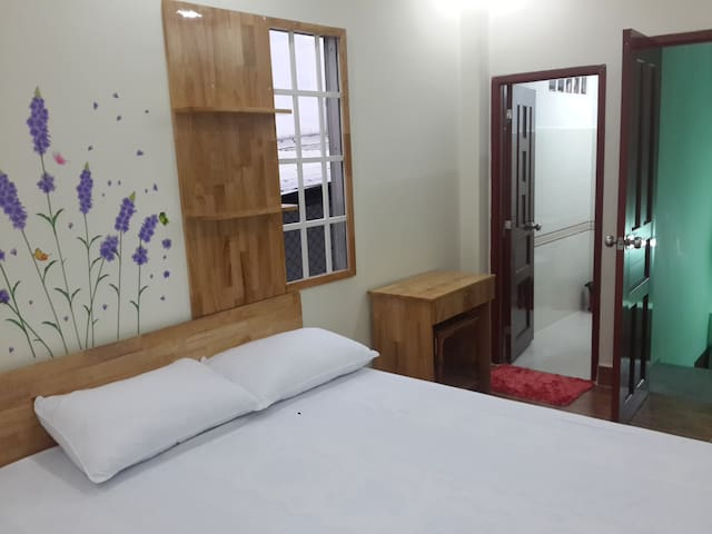 ROOMS in the center BACKPACKER AREA - Ho Chi Minh - Casa