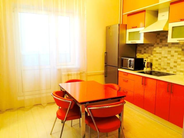 Сдается квартира посуточно Пушкино - Пушкино - Apartemen
