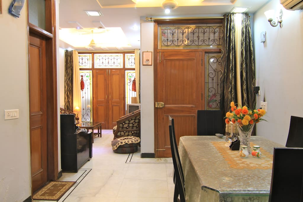 Home Stay Apartment In Karol Bagh Flats For Rent In New