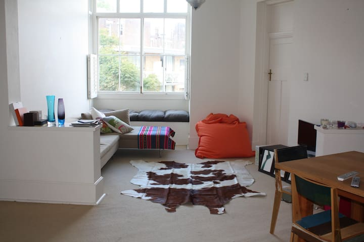 Large one-bed apt in Elizabeth Bay - Elizabeth Bay - Apartamento