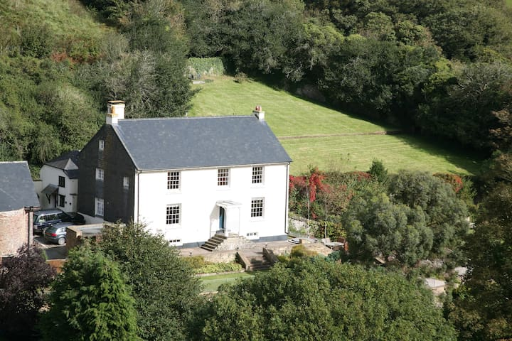 Beautiful farmhouse near beach - Slapton - Casa