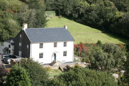 Beautiful farmhouse near beach - Slapton - House