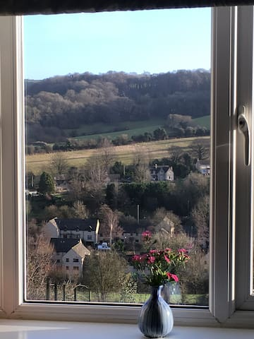 Stunning views in the Cotswolds
