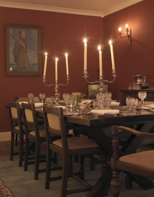 East Wing Diningroom
