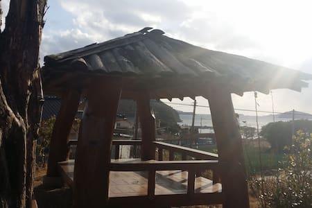 2-story cabin in Jindo seaside - Imhoe-myeon, Jindo - Cabin