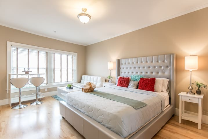 HOLLYWOOD WALK OF FAME - CHIC FLAT - Los Angeles - Appartement