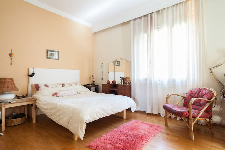 Double room in a spacious house - Atenas - Casa