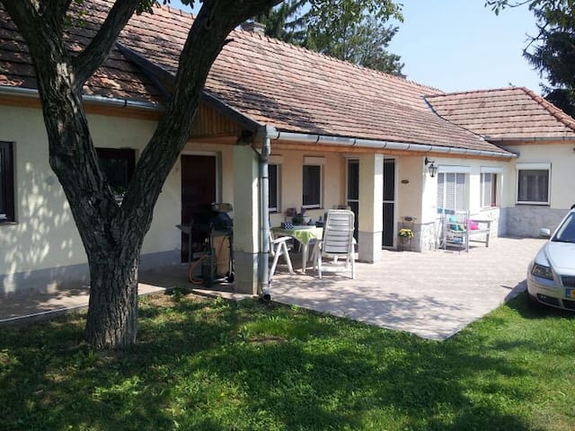 Vakantiehuis|Vakantiewoning te huur in Hongarije - Somogyviszló - Talo