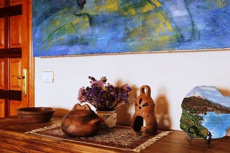 Vist Mar charming flat with beautyfull ocean viev - Garachico - อพาร์ทเมนท์