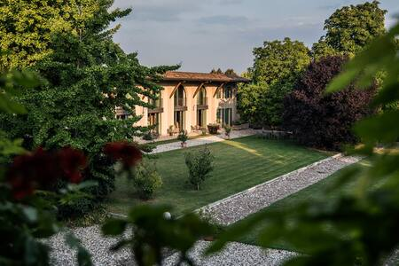 Agriturismo Corte Ruffoni 5 - Zevio-santa Maria - 公寓
