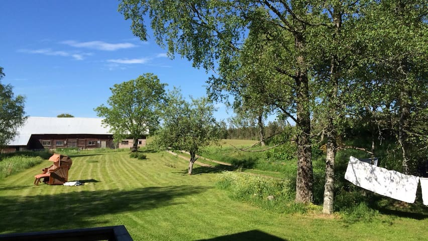Enjoy the quiet life on the country - Stockseryd - House