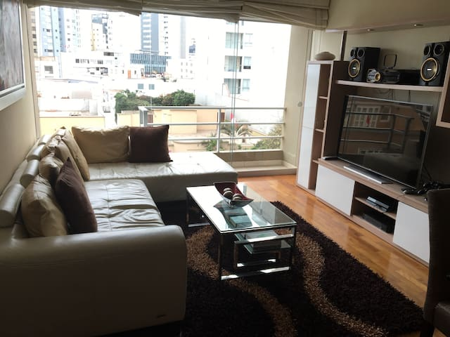 All furnished-Ocean view apartment