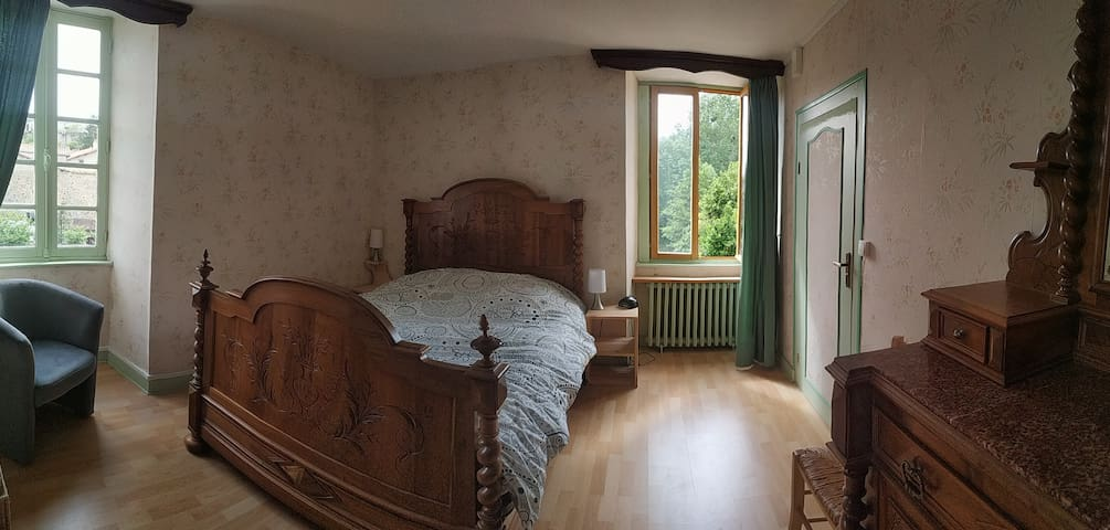 Chambre 1 (étage 1)