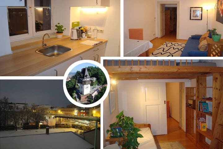 Wonderful Apartment - modern & simple - Graz - Appartement