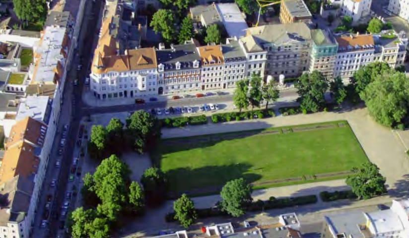 Gemütliches Apartment im Zentrum der Stadt - Görlitz - Lägenhet