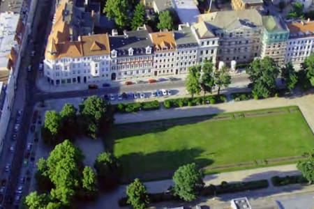 Gemütliches Apartment im Zentrum der Stadt - Görlitz - Квартира